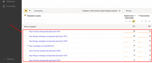 Настройка CSP (Content Security Policy)